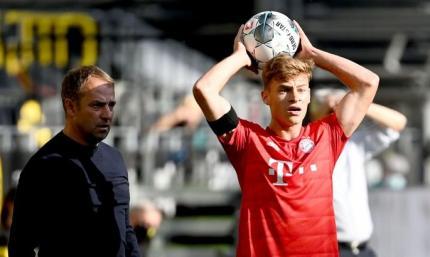 Боруссия - Бавария 0:1. Чудо-гол Киммиха и странный недосмотр VAR