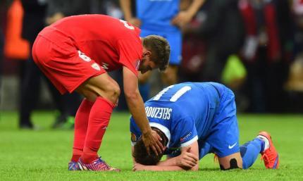 Сказка с печальным концом: ровно 5 лет назад Днепр уступил Севилье в финале Лиги Европы