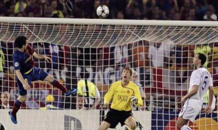 Прыгучий Месси и первый успех Гвардиолы. 11 лет назад Барселона разбила МЮ в финале Лиги Чемпионов