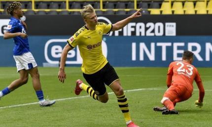 29-й тур Бундеслиги: Где и когда смотреть онлайн-трансляции матчей чемпионата Германии