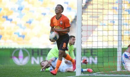 Герой футбольного дня. Маркос Антонио
