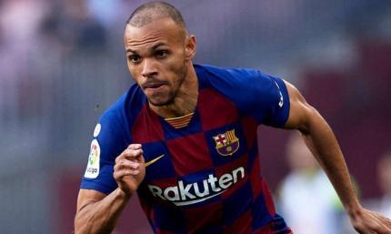 Брайтон хочет заполучить нападающего Барселоны