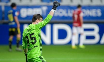 Лунин снова отразил пенальти! Украинец отбил удар в матче с Кадисом. ВИДЕО