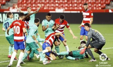 Реал - Гранада. Анонс и прогноз матча чемпионата Испании