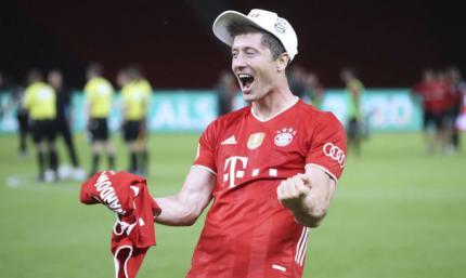 Главные победители и неудачники сезона. Kicker провел опрос среди 270 игроков Бундеслиги
