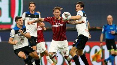 Серия А. Милан - Аталанта 1:1. Лучшие - враги хорошего