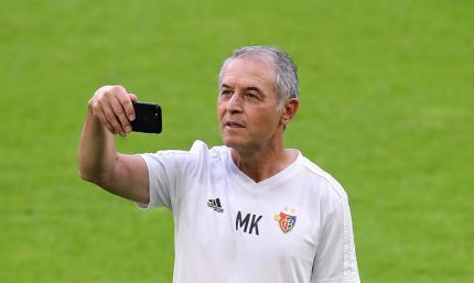 Марсель Коллер покинет пост главного тренера Базеля