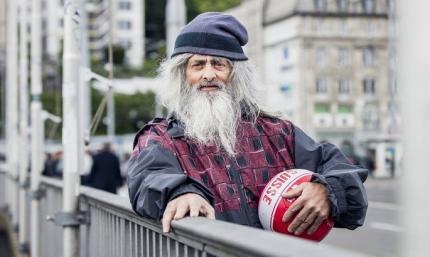 Бездомный две недели прожил в VIP-ложе футбольного клуба из США