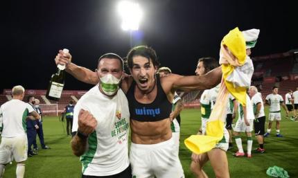 Эльче вырвал билет в Ла Лигу на 90+6 минуте финала плей-офф