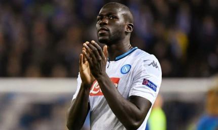 Палец помешает Калиду Кулибали помочь сборной Сенегала и Наполи