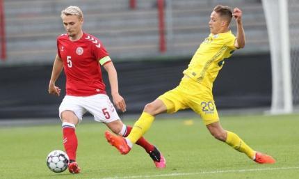 Евро-2021 (U-21). Дания - Украина 1:1. Снова упустили победу на последних секундах