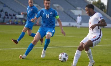 Исландия - Англия 0:1. Видео обзор матча