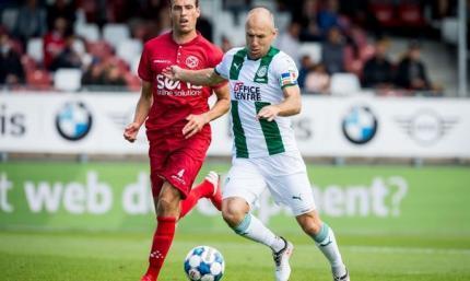 Роббен забил первый гол после возобновления карьеры