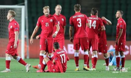 Лига наций: Беларусь и Литва одержали непростые выездные победы