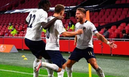 Лига Наций. Нидерланды - Италия 0:1. Традиции не изменились
