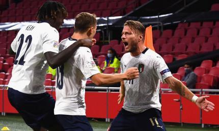 Нет Кумана – нет party? Нидерланды – Италия 0:1. Обзор матча и видео гола