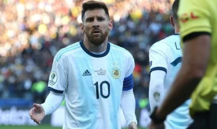 СМИ: Месси может пропустить несколько матчей Барселоны