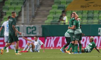 ЛЧ. Ференцварош - Динамо Загреб 2:1. Двойная реабилитация