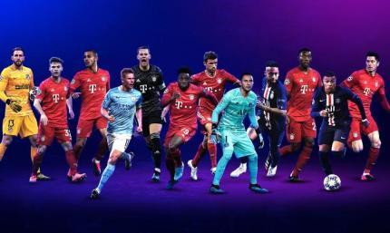 Без Мессі, Роналду та ван Дейка. УЄФА оголосив претендентів на звання найкращих гравців ЛЧ