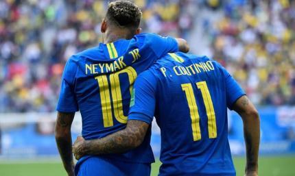 Неймар, Коутиньо и компания. Бразилия объявила состав на ближайшие матчи