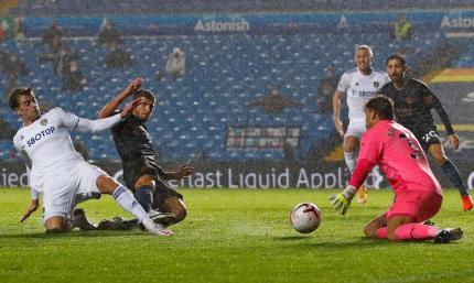 АПЛ. Лидс - Манчестер Сити 1:1. Гвардиола в пасти хищника