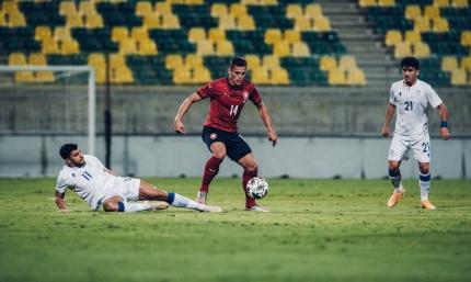 Товарищеские матчи. Дания не заметила Фареры, Чехия с трудом обыграла Кипр