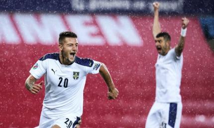 Норвегия - Сербия 1:2. Холанд и Эдегор не сыграют на чемпионате Европы