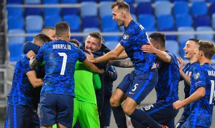 Успех в лотерее. Словакия – Ирландия 0:0 (4:2 по пенальти). Обзор матча и видео голов