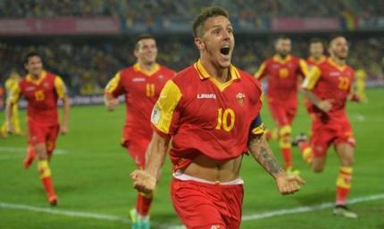 Команда Йоветича не оступается. Черногория - Азербайджан 2:0. Видео голов и обзор матча