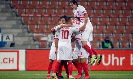 Лига Наций. Гибралтар выиграл второй матч подряд, две ничьих в группе D