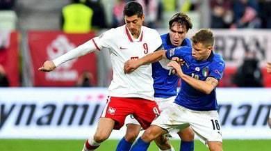 Лига Наций. Италия не впечатляет и не побеждает в Польше