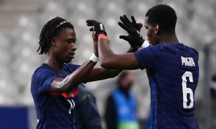 В пару к Погба. Манчестер Юнайтед готов подписать 17-летнего игрока Ренна