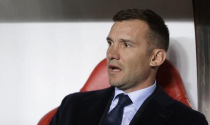 Андрей Шевченко - самый молодой тренер на Евро-2020