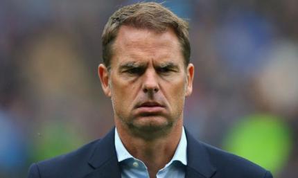 Франк Де Бур – третий наставник в истории сборной Нидерландов без побед в первых трех матчах