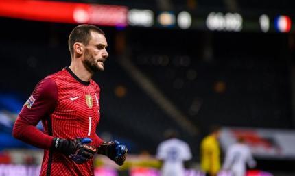 Льорис – рекордсмен сборной Франции по числу официальных матчей