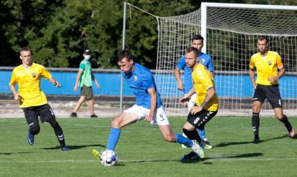 Друга ліга. Таврія забиває Черкащині переможний гол на 99-й хвилині