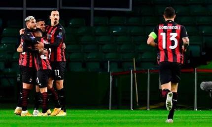 ЛЕ. Победа Милана в Глазго на абсолютном минимуме усилий