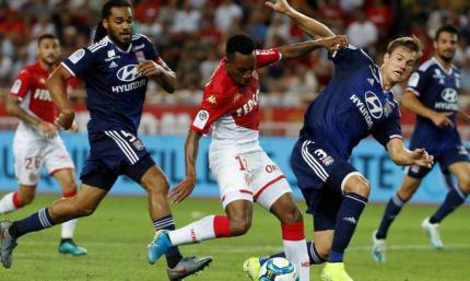 Лион - Монако. Анонс и прогноз на матч французской Лиги 1