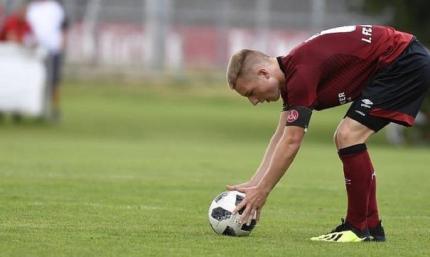 Украинский форвард Нюрнберга принял решение выступать за сборную Германии - источник