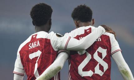 Три гола у гостей плюс два у хозяев. Арсенал – Мольде 4:1. Обзор матча и видео голов