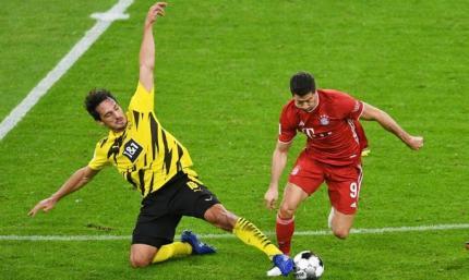 Про тренди сучасного футболу на прикладі тактичного аналізу матчу Боруссія - Баварія