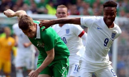 Принципиальный спарринг с соседями. Англия – Ирландия. Анонс и прогноз товарищеского матча