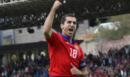 Без главной звезды. Армения не сможет рассчитывать на Мхитаряна в ближайших матчах