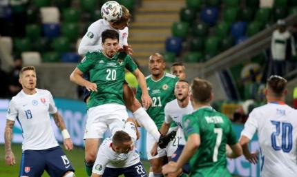 Выигранный билет в сложный квартет. Северная Ирландия – Словакия 1:2. Обзор матча и видео голов