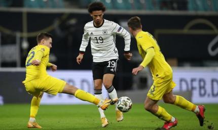 Германия - Украина 3:1. Победили высокий класс, обстоятельства и… штанга