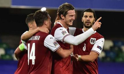 Австрия - Северная Ирландия: Анонс и прогноз матча Лиги наций