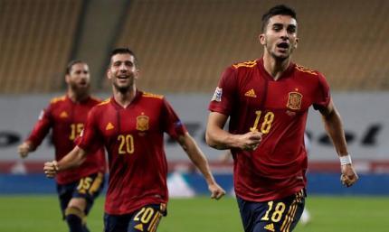 Испания - Германия 6:0. Избиение