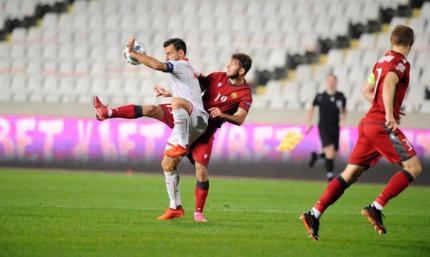Соперник сборной Украины на Евро проиграл Армении и не смог повыситься в Лиге наций