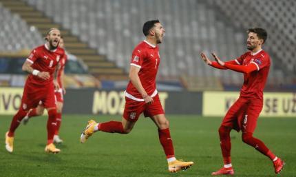 ЛН. Сербия забила пять голов России