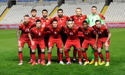 Исторический успех. ВИДЕО, как Армения победила Северную Македонию и вышла в дивизион В